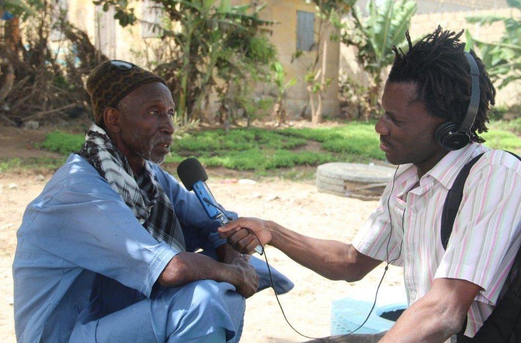 BBC Afrique: Project pilot in Bene Baraque